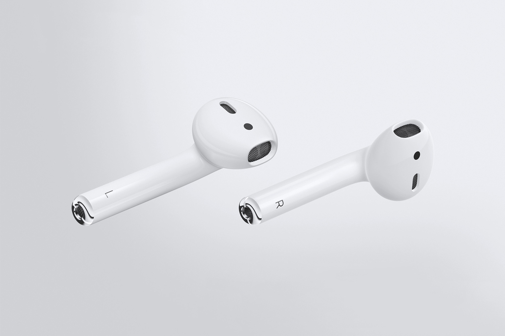 Apple Introduces Its Wireless AirPods