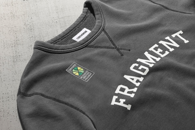 Converse x fragment design New Essentials Collection