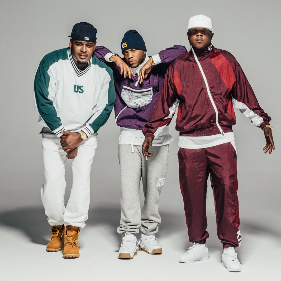 "KITH Pays Homage to New York With Its ""96 Collection"" by Recruiting The Lox as Models"