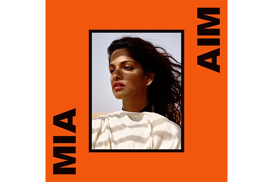 "M.I.A. - ""Foreign Friend"" Off of 'AIM'"