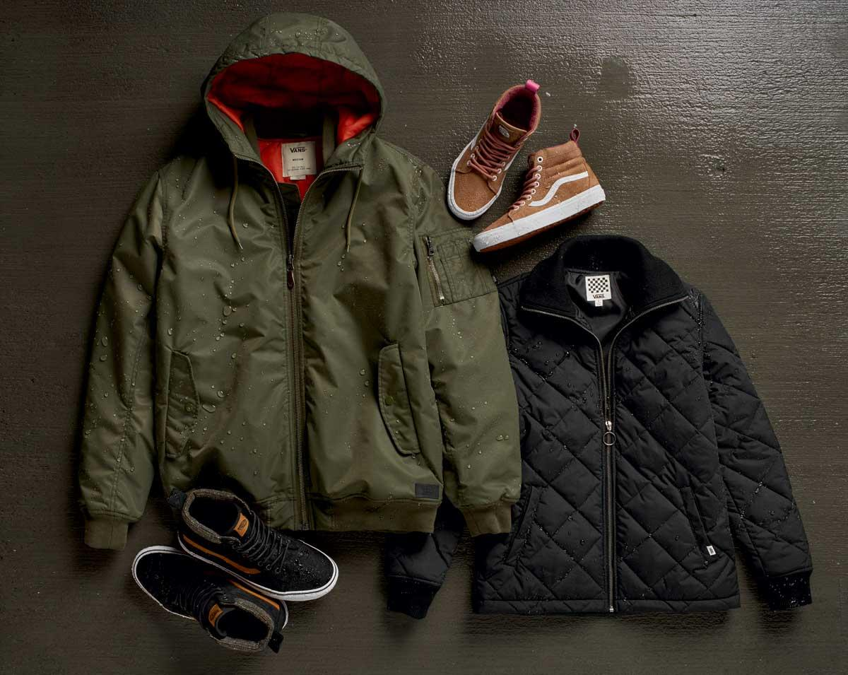 f708b8e61254c2 VANS FALL 2016 ALL WEATHER COLLECTION – TheDropnyc