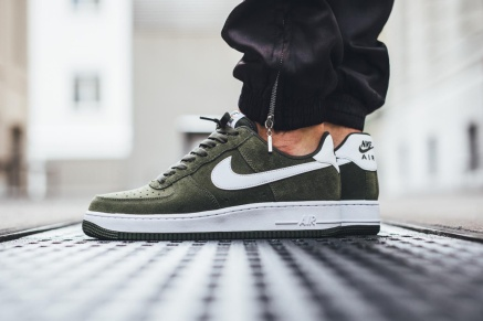 """The Nike Air Force 1 Low in """"Cargo Khaki"""""""