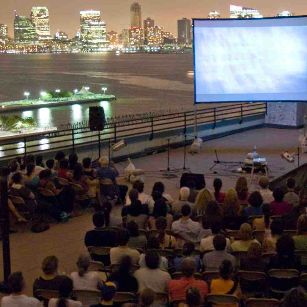 NYC's Rooftop Film Club - October lineup