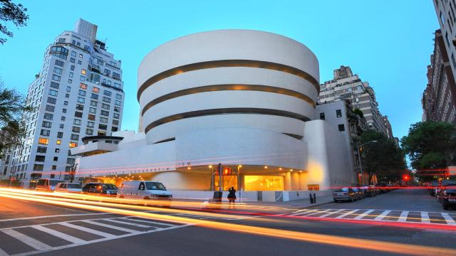 Got to Go? use This Solid 18-Karat-Gold Toilet at the Guggenheim Museum