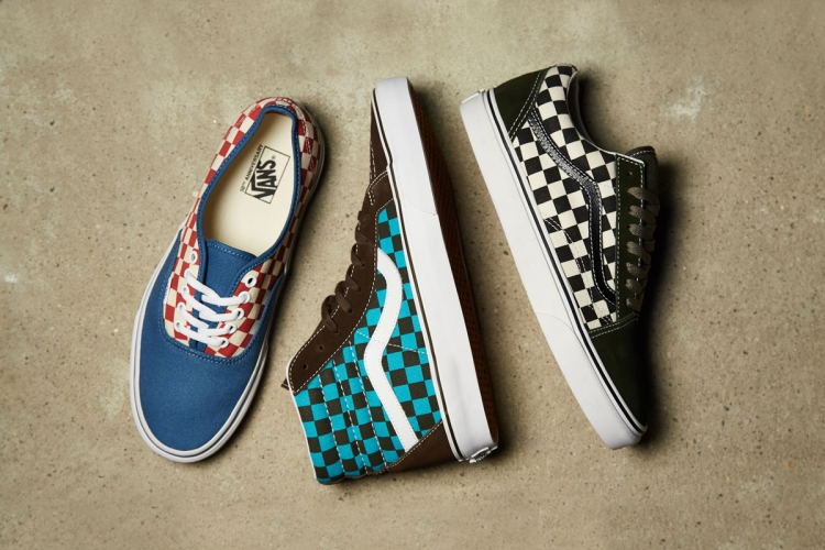 50th Anniversary Canvas Collection @ The Vans DQM General