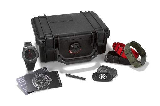 """Bamford Watch Department Releases the """"Black Ops"""" Deepsea and Submariner"""
