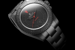 "Bamford Watch Department Releases the ""Black Ops"" Deepsea and Submariner"