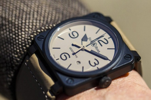 The Bell & Ross Desert Series