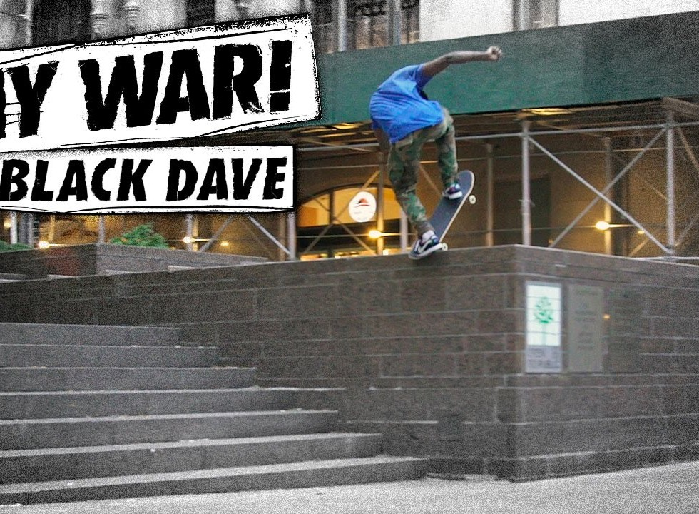 Black Dave's New 'Thrasher' Video