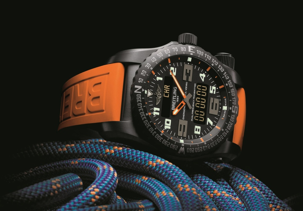 Breitling Emergency Night Mission Watch