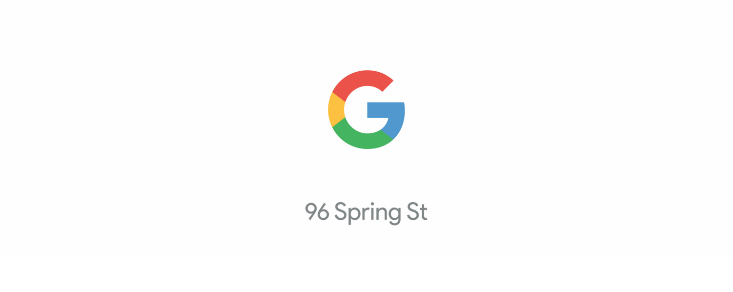Google to open pop-up store in New York City