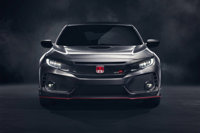 The Honda Civic Type R Is Coming to America