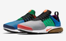 "THE NIKE AIR PRESTO GETS ""GREEDY"""