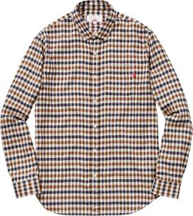 SUPREME x AQUASCUTUM - A WEATHER-READY COLLECTION