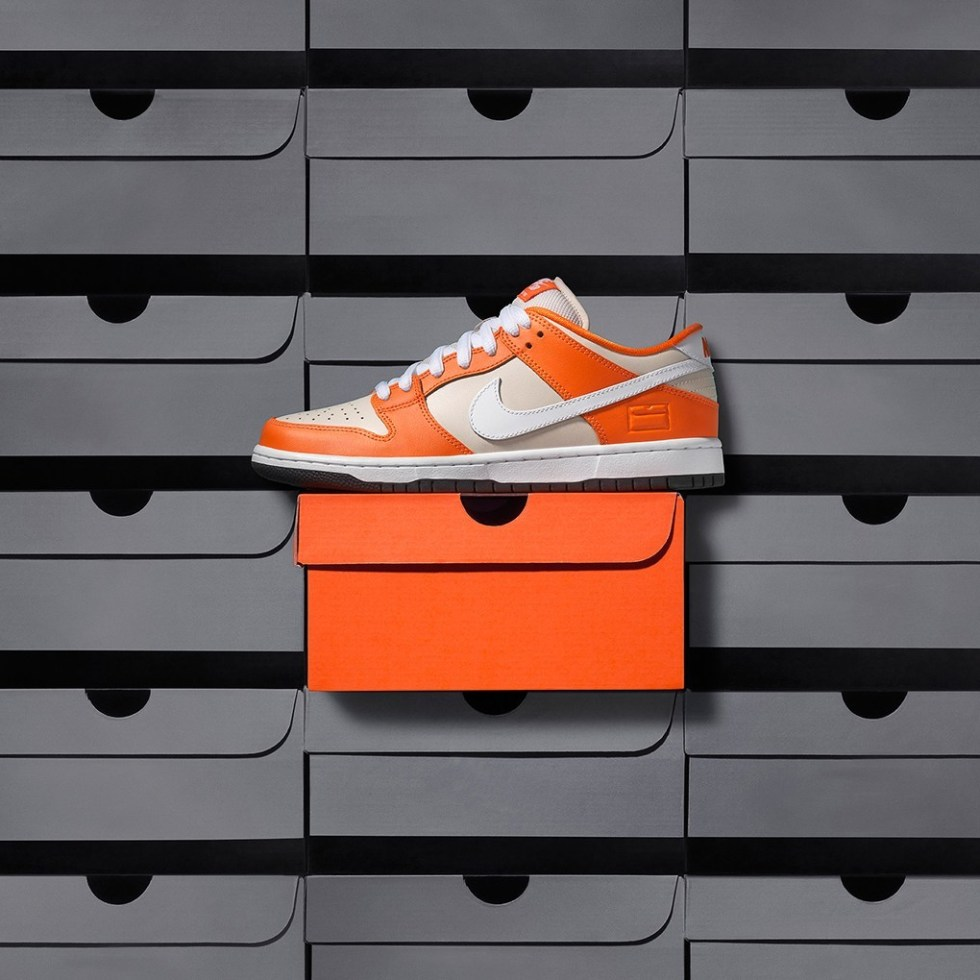 "Lets Look at the Nike SB Dunk Low Premium ""Orange Box"""