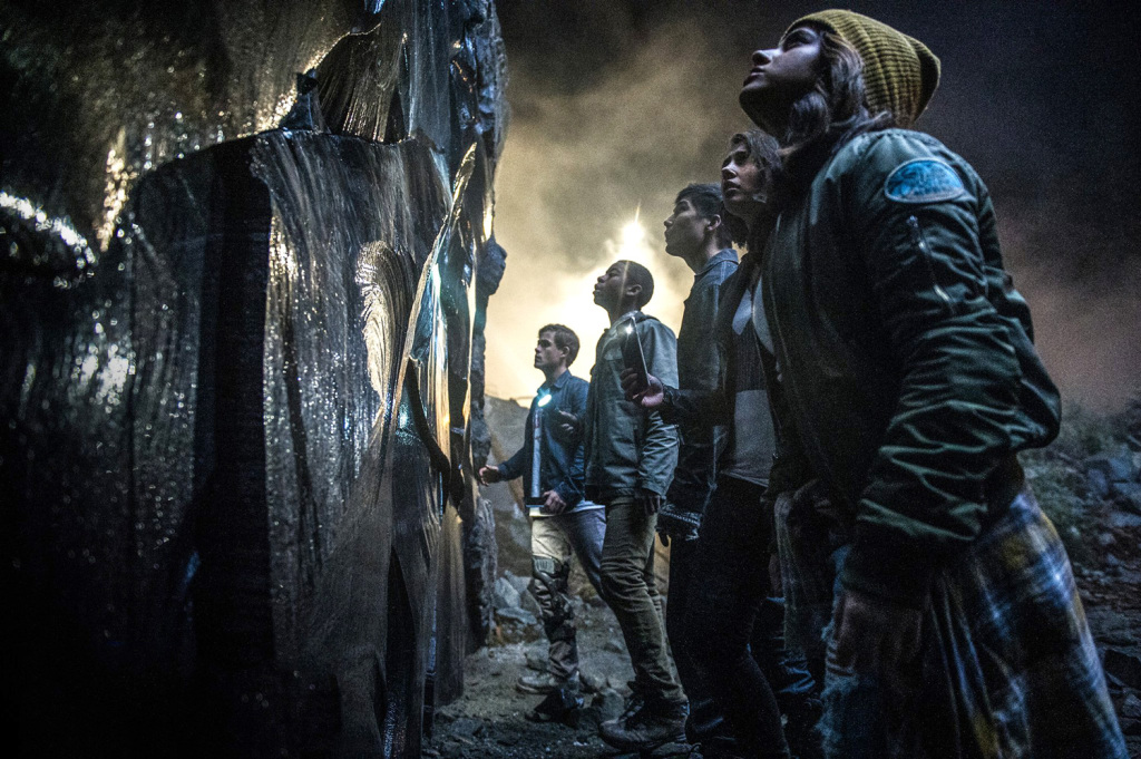 Watch the First Trailer for 'Power Rangers'