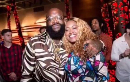 Rick Ross ft. Scrilla and Sam Sneak – Supa Cindy