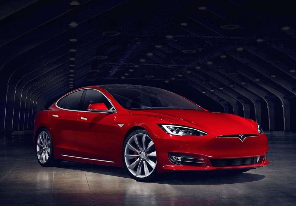 The Most Sold Luxury Sedan In the U.S. - Tesla Model S