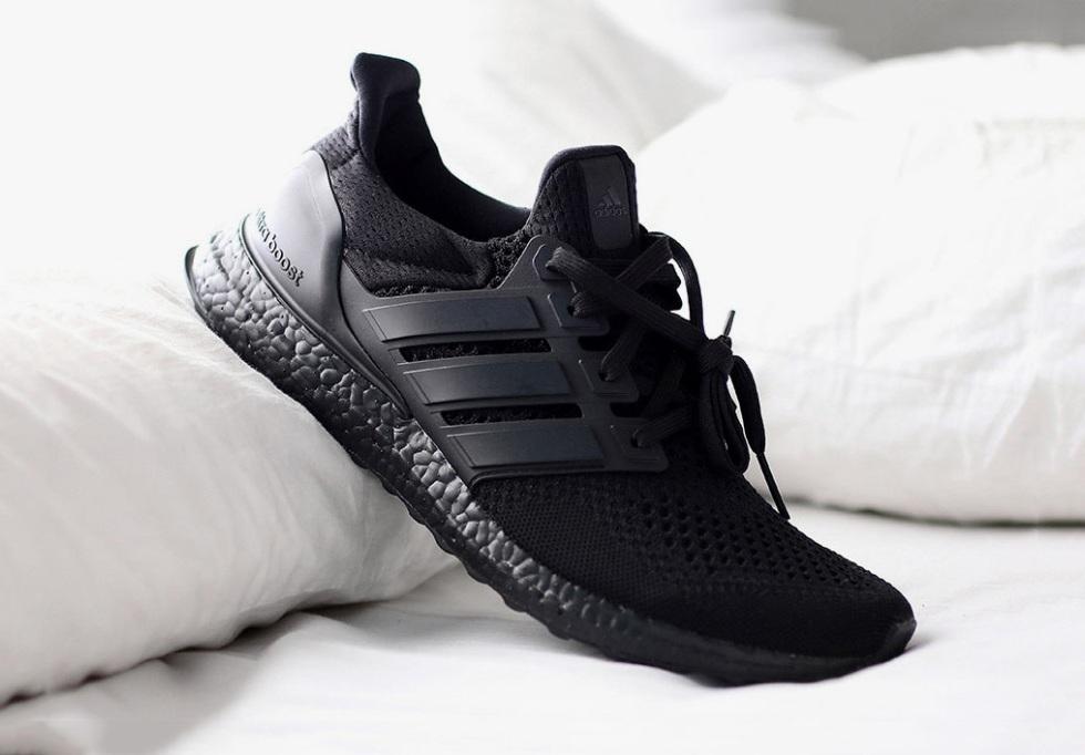 "The adidas UltraBOOST ""Triple Black"" Has a Release Date"