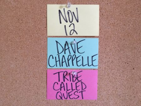 Dave Chappelle and A Tribe Called Quest Coming to SNL