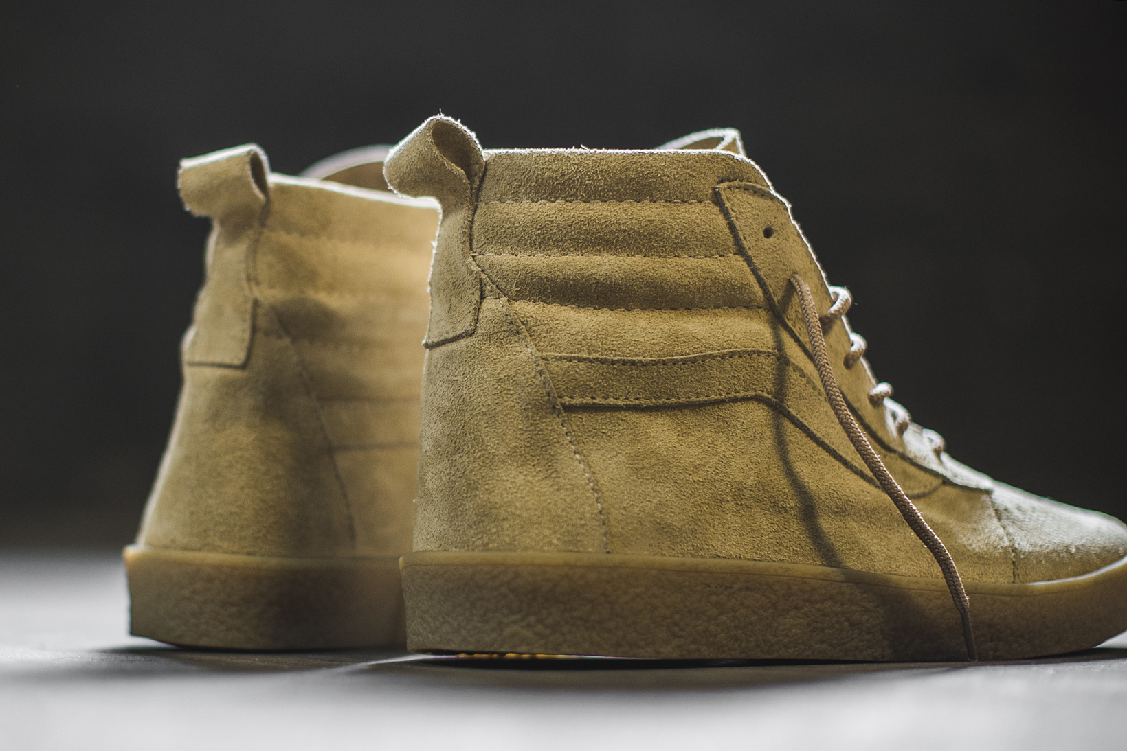7d7be3192f0 The Shoe Surgeon Fuses the Yeezy Crepe Boot With a Vans Upper ...