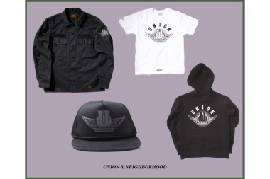 Union Los Angeles - Exclusive Capsule Collection
