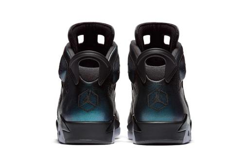 "The Air Jordan 6 ""Chameleon"" Releases for the 2017 NBA All-Star Game"