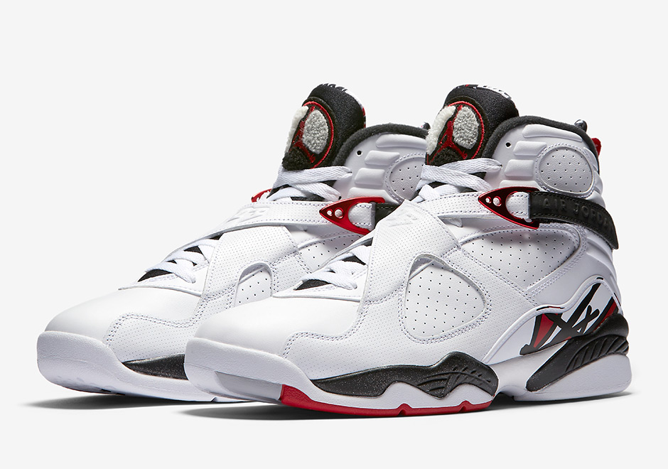 "AIR JORDAN 8 RETRO ""ALTERNATE"" DROPS IN FEBRUARY 2017"
