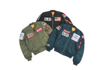 ALIFE x Alpha Industries - Limited Edition MA-1 Patch Jacket