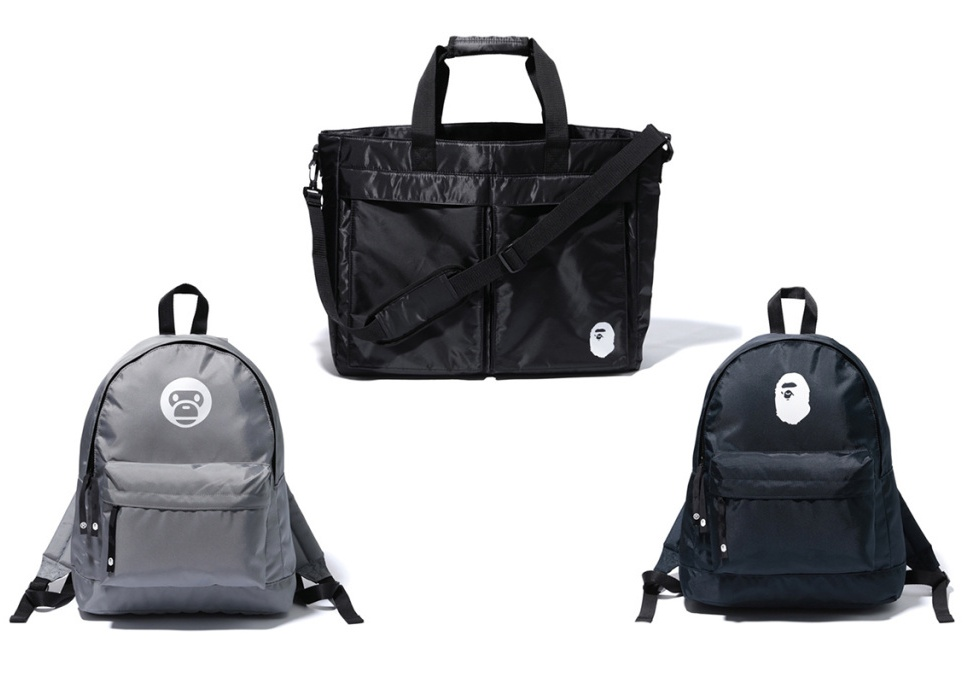 """BAPE 2017 """"HAPPY NEW YEAR BAG"""" Collection"""