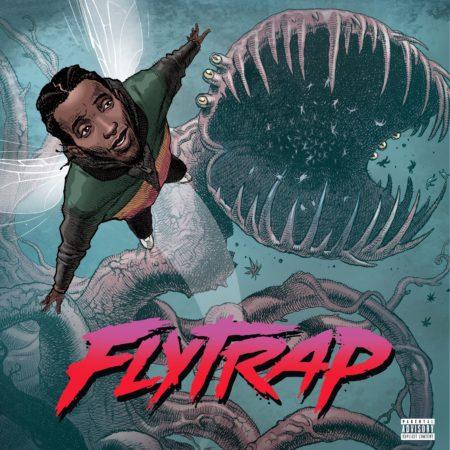 CJ Fly – FLYTRAP (Album Stream)