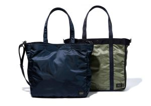 STUSSY x PORTER - PREMIUM COLLECTION OF BAGS & ACCESSORIES