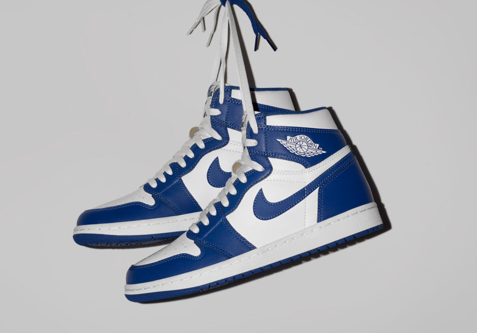 "THE AIR JORDAN 1 ""STORM BLUE"" RETURNS"