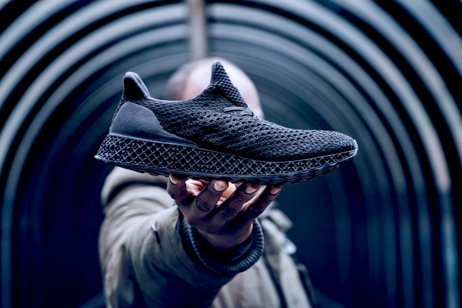 ADIDAS IS LAUNCHING ITS FIRST 3D-PRINTED SHOE AVAILABLE FOR PURCHASE