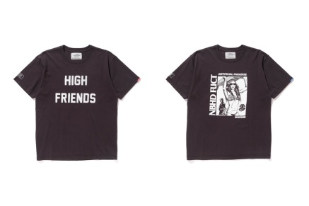 NEIGHBORHOOD x FUCT for a Capsule Collection