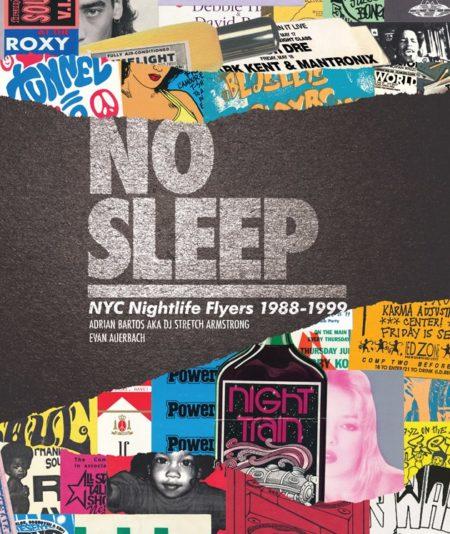 NYC Nightlife Flyers 1988-1999 (Book)