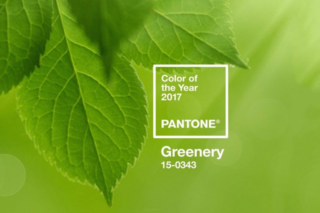 Pantone's New Color of the Year 2017 Is Officially Announced