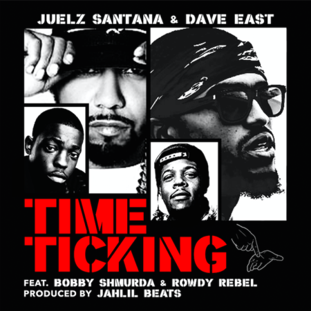 "Behind the Boards of Juelz Santana's ""Time Ticking"" with Jahlil Beats"