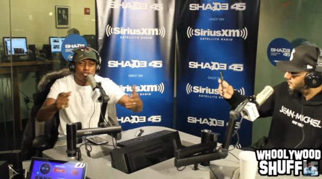 Cassidy & Swizz Beatz – DJ Whoo Kid Freestyle