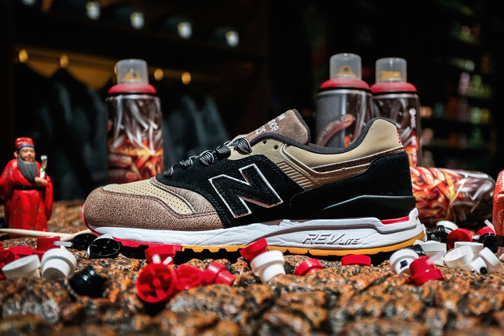 DEAL x 400ml - New Balance 997.5