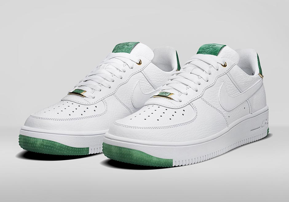 "NIKE's CHINESE NEW YEAR AIR FORCE 1 ""JADE"" COLLECTION"