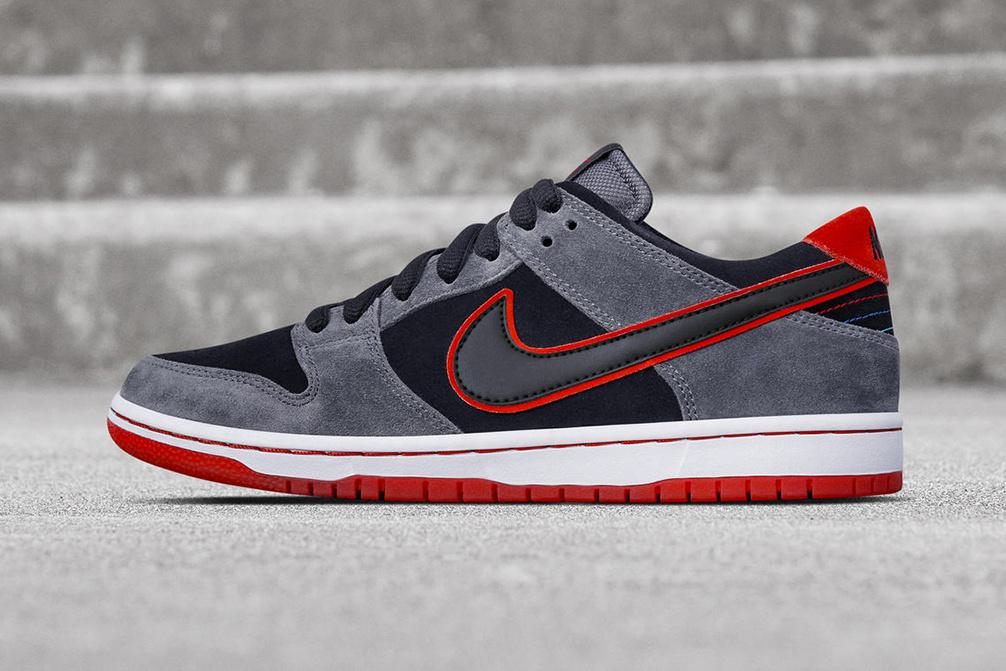 Ishod Wair x Nike SB Dunk Low Col