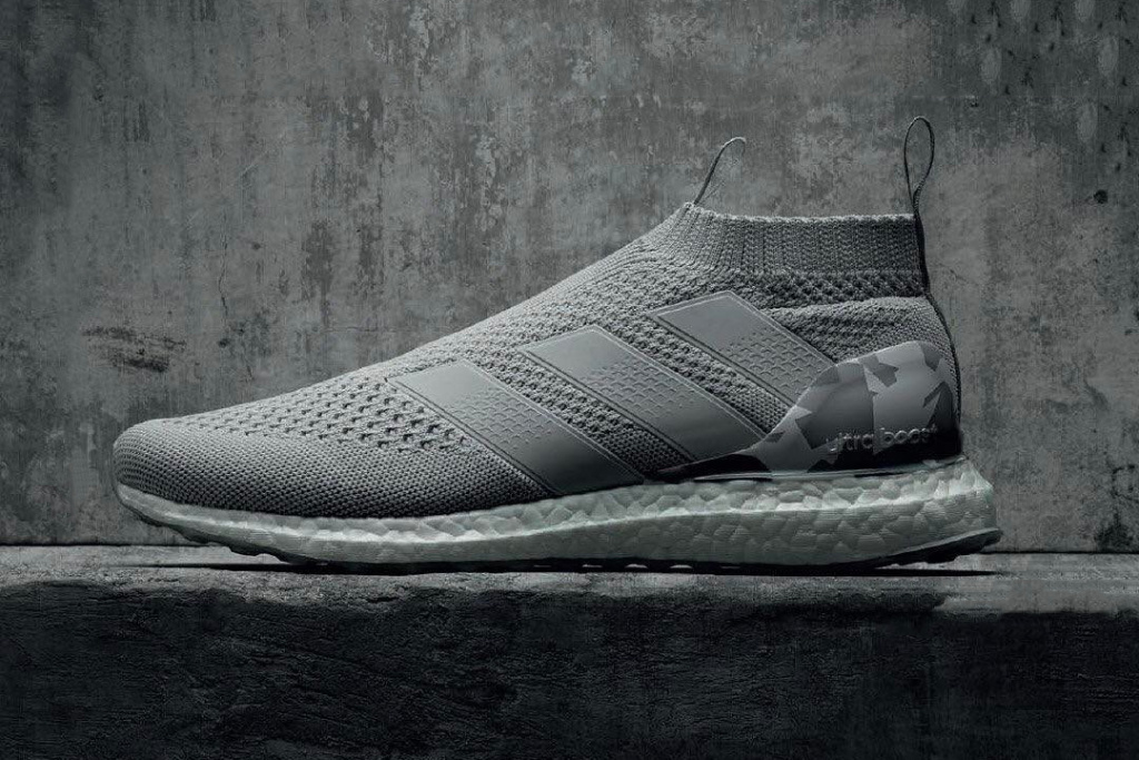 "adidas ACE 16+ Purecontrol UltraBOOST In ""Grey Camo"""