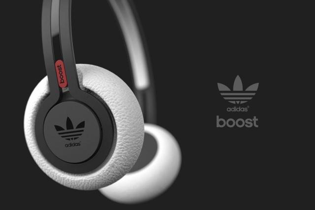 adidas BOOST Headphone Concept