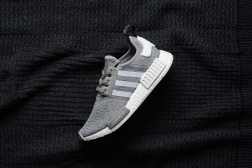 "Look at the adidas Originals NMD_R1 ""Solid Grey"""