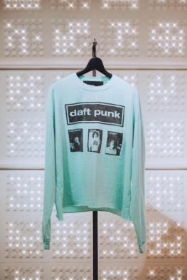 Daft Punk Unveils Collaborative Merch