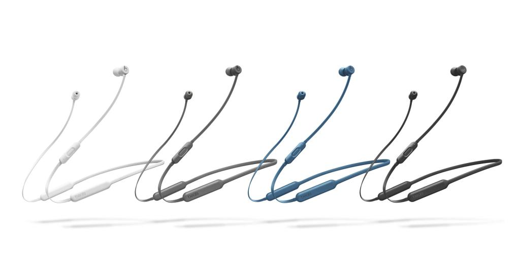 BEATS BY DR. DRE IS LAUNCHING ITS BEATSX WIRELESS EARPHONES THIS WEEK