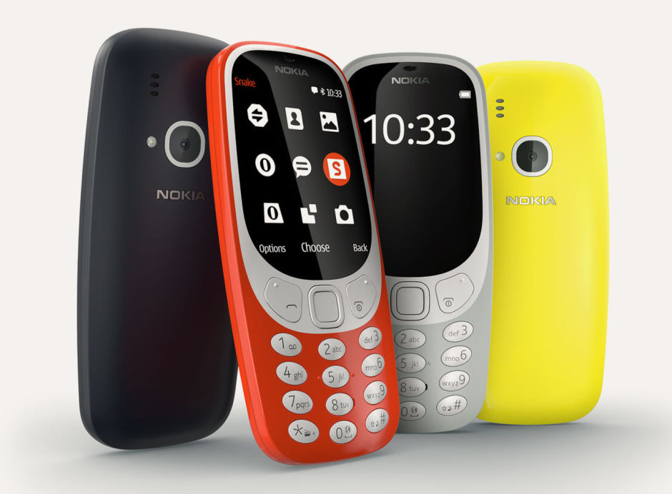 THE NOKIA 3310 RETURNS