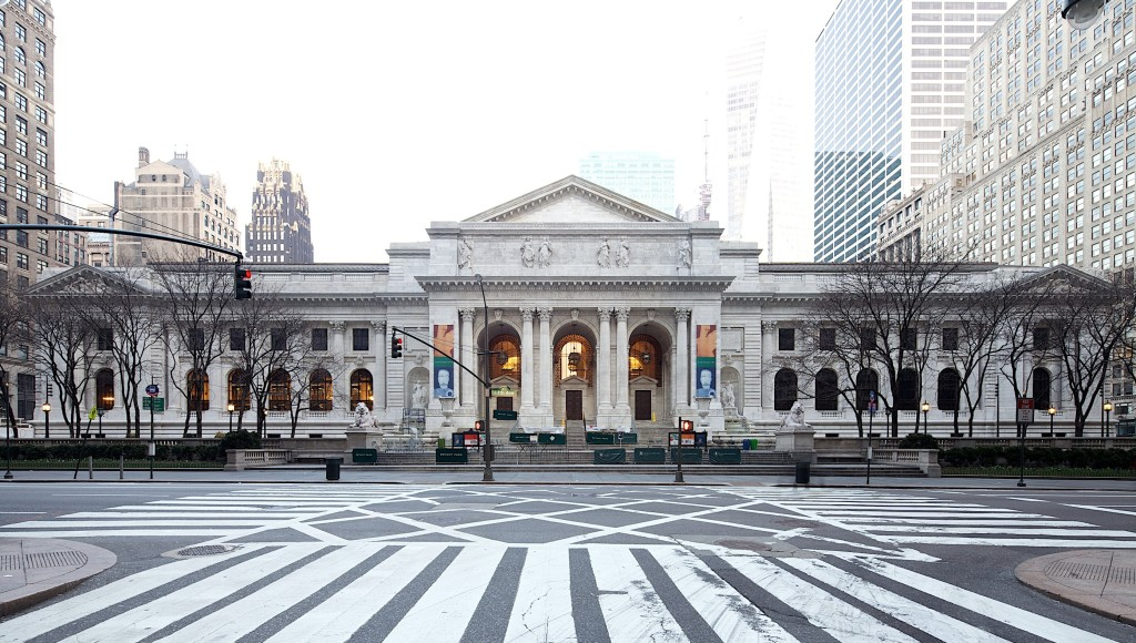NYC NYPL
