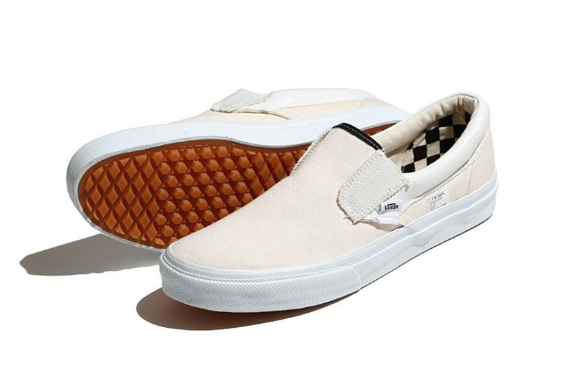 Vans & BEAMS Collaborate
